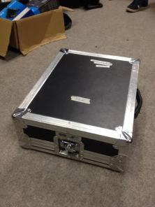 Accompanying case for Pioneer CDJ 1000. Two available.