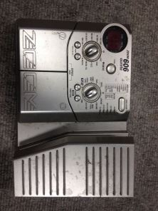 Zoom 606 Details: Multi-Effects Pedal, provides a decent range of effects. Price available on request.